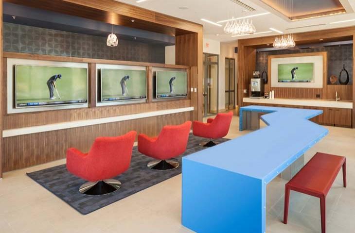 The Ullman Group Multi-Family Residence Millwork